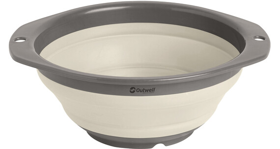 Outwell Collaps Bowl S Cream White